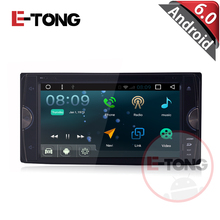 2Din For toyota Auris Corolla Axio Altis Retail universal Car Radio Audio DVD Player Android PC Support Rear View Camera Stereo