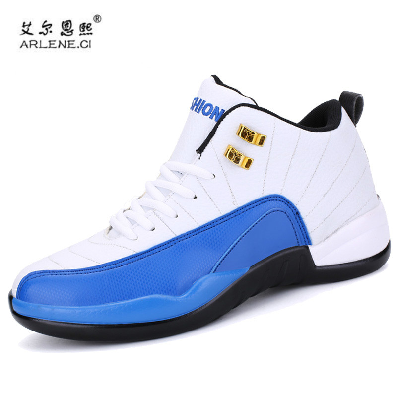 Big Size 39-46 Basket Hombre 2017 New Brand Outdoor Men Basketball Sneakers Mid Top Superstar Athletic Shoes Sport Mens Trainers(China (Mainland))