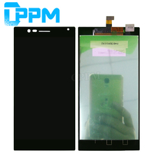 Tested Good For Lenovo K900 LCD Display with Touch Screen Digitizer Assembly Campatible K900 Replacement Black Free shipping