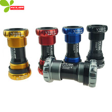 Buy GUB Bike Axis Bicycle Bottom Bracket MTB Road Cycling Bottom Bracket Bicycle Aluminum Bolt Crank Set Axis bike accessories for $25.99 in AliExpress store