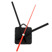 New Useful Fashion Clock Movement Mechanism Parts Red Second Hand Repair DIY Quiet Silent Clock Essetial