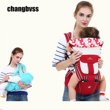 High Quality Baby Carrier Comfortable Baby Sling With Safe Reflective Strip Baby Hipseat Travel Infant Backpack mochilas manduca