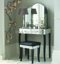 MR-401004  mirrored dressing table