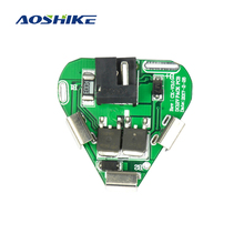 Aoshike Updated 3S packs 12V DC Li-ion Lithium Battery Protection Board 25A 10.8 /11.1/12 /12.6V For Electric tools(China)