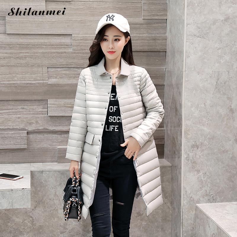 Wadded Winter Jacket Women Cotton Long Jacket Fur Slim Padded Coat Outwear High Quality Warm Chaquetas Parka FemininaÎäåæäà è àêñåññóàðû<br><br>