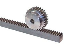 rack and pinion gear rack differential gear design plastic metal material(China)