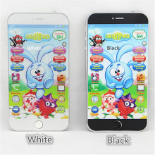 kids baby girl's boy's Russian language cellphone with earphone toys many character designs children's toy phones gifts