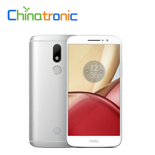 "Original Motorola MOTO M XT1662 Global Firmware 4G FDD LTE Mobile Phone Octa Core 2.2G Dual SIM 5.5""FHD 4G RAM 16MP Fingerprint(China)"