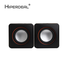HIPERDEAL New Mini Portable USB Multimedia Computer Laptop Audio Sounder Speaker High Quality Fashion Oct12(China)