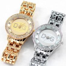 Buy New 2017 Fashion Quartz Watch Women Watches Top Luxury Brand Famous Female Clock Wrist Watch Men Hodinky Hours Relogio Masculino for $2.68 in AliExpress store