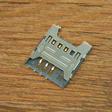 For Samsung Galaxy Nexus S i9020 i9023 i917 i919 i919U i929 SIM Card Tray Slot Holder Socket Connector Plug Repair Part(China)