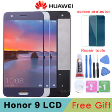 Huawei Honor 9 LCD Display + Touch Screen Digitizer Assembly Replacement Accessories 5.15inch honor9 mobile phone