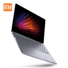 "Original 12.5"" Xiaomi Mi Laptop PC Notebook Air Intel Core M3-7Y30 CPU 2.6GHz 4GB RAM 128G/256GB ROM SSD FHD Display Window 10(China)"
