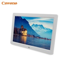 "10"" 12"" 15"" inch Digital Photo Frame Electronic Picture Porta Retrato Marco De Fotos Digital MP3 Living Room Bedroom Wall Home(China)"