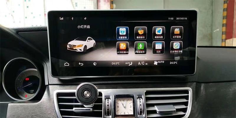 Liislee Car Multimedia Player NAVI For Mercedes Benz MB E Class W212 S212 C207 A207 2009~2017 Car Radio Stereo GPS Navigation (8)