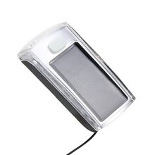 750mAh USB Rechargeable 4-LED Solar Bike Head Light Front Torch Lamp Outdoor Bicycle Equipment Waterproof Bicycle Lights