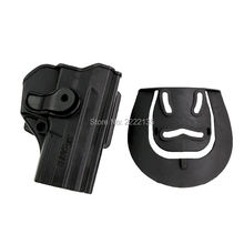 Tactical Airsoft P1290 Polymer Retention Roto Waist Holster for Sig Sauer Pro SP2022/SP2009 Wholesale And Retail(China)