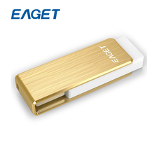 EAGET F50s High Speed USB Flash Drive U Disk USB 3.0 128GB 256GB Memory Pendrive Metal Stick Pen Drive 128 gb 256 gb
