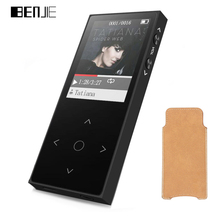 BENJIE X1 Touch Screen MP3 Player FM Radio Record Voice Recorder eBook Reader Long Battery life Digital Audio Music Player