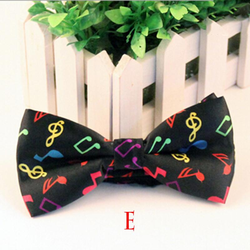 Men Women Adjustable Classic Colorful Tuxedo Bowtie Wedding Feast Banquet Bow Tie Party Ball Dance Necktie