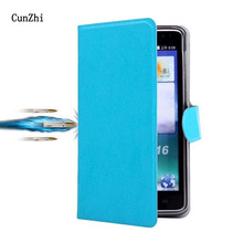 cunzhi New Styles Flip PU Leather Cover For Coolpad Y76 Case Original Cell Phone Holster (Gift HD Film + Tracking Number)(China)