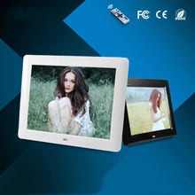 New 8 inch Fashion HD Digital Photo Frame electronic album Clock & Calendar function, MP3 & Video Player, Best Gift