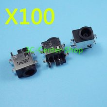100 PCS Laptop dc power jack For SAMSUNG NP RV510 RV511 RV515 RF710 RV411 RV420 RC512 DC Connector Free Shipping+Tracking Number(China)
