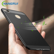 Buy Hangrui Xiaomi Redmi 4X Case Honeycomb Heat Dissipation Phone Case Ultra-thin Hard PC Full Body Back Cover Redmi 4X 5.0 inch for $3.82 in AliExpress store