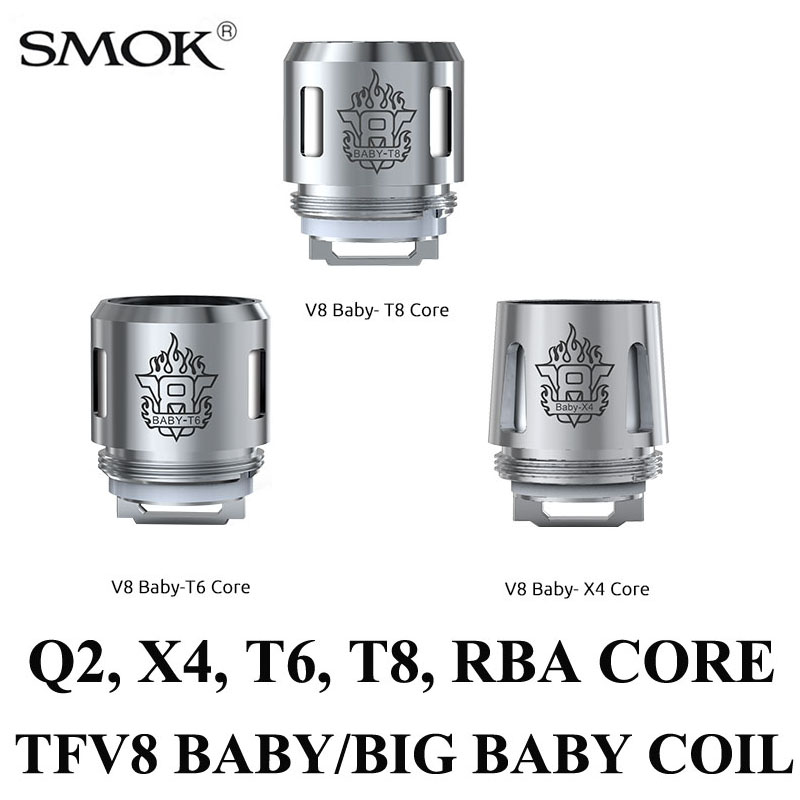 TFV8 BABY COIL 111