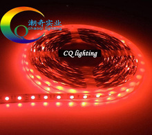 12v flexible 5050 led strip light 300led/5m string ribbon rope bundle tape Non waterproof white/Warm white/blue/red/yellow/green