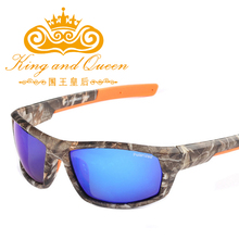 Fashion Camo Sport Sunglasses for Men UV Protection 2017 Polarized Sun Glasses Driving Outdoor Eyewear Oculos De Sol Masculino