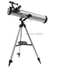Professional F700x76  Large Aperture Newtonian Reflector Telescope for Space Celestial Observation (Black Upgraded Version)