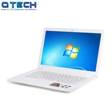 14inch Notebook Windows 10 /7 4GB RAM 320GB HDD Wifi CPU Intel Celeron laptop Office German AZERTY Russian Spanish Keyboard
