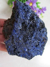 100%Pure mineral crystal mineral azurite specimenOre Energy Stone Raw Mineral Specimens
