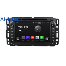 Car PC Audio Radio DVD Android 5.1.1 GPS BT AUX IN DVR WiFi For G-M-C YUKON TAHOE 2007~2012