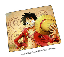 One Piece mouse pad Popular pad to mouse notbook computer mousepad best seller gaming padmouse gamer to desk keyboard mouse mats