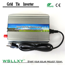 NEW! 600W MPPT Grid Tie Solar Inverter 10.5V-28V DC to AC 90-140V On Grid Inverter Pure Sine Wave used for 18V 720W Solar Panel