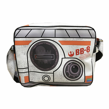Star Wars BB-8 R2-D2 Handbags Shoulder Small bag Messenger Bags Captain America Spider Man/ Thor/Superman Shoulder Bags
