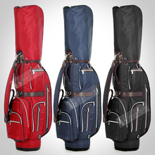 Standard ball package. complete golf set stand bag water-proof Anti-Friction Golf Caddy Bag golf cart bag staff golf bags(China)