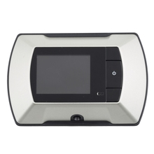 2.4'' LCD Visual Monitor Door Peephole Peep Hole Wired Viewer Camera Video P20