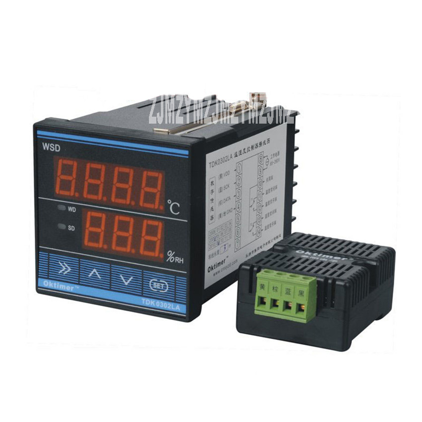 New Arrival Egg incubator farming humidity&amp;temperature Controller 85V-264V with High reliable computer chip and sensor TDK0302LA<br>