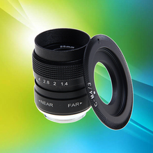 Buy NEW Fujian 25mm F1.4 CCTV TV lens + C Mount Micro 4/3 m4/3 Panasonic GH5 GH4 GH3 GF3 GF5 GF6 GF7 GF9 G3 G5 GX1 GX7 GX8 GX85 for $19.70 in AliExpress store