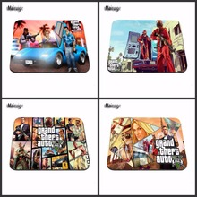 GTA 5 Trevor Franklin Michael Best Game Custom  Large Mousepad NO Locking Edge PC Computer Laptop Mousemat Gaming Play Mice Mat