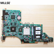 laptop motherboard fit for HP DV6 DV6-3000 series Notebook PC 603939-001 HD 5650 DDR3 Mainboard