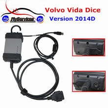 New Design For Volvo Dice For Volvo Vida Dice 2014D Special For Volvo Diagnostic Scanner Tool For Volvo Dice Fast Shipping