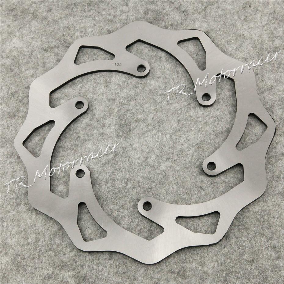 For CCM GAS  HUSABERG KTM 1 PCS Rear Back Brake Disc Rotor Disk DS 644 MC R30 644 450 EC 200 300 400 450 FC FE FX EXC 125 250<br><br>Aliexpress
