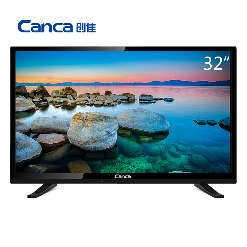 Canca Free Shipping 32inches HD LED TV With Smart Kits Edge Thin Support TV Stick MK809IV CPU RK3188T QuadCore RAM 2G DDR3(China (Mainland))