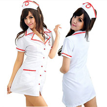 Buy 2018 Women Maid Nurse Lingerie Sexy Hot Erotic Dress Porn Cosplay Sexy Underwear Costumes Sleepwear Women Sexy Erotic Lingerie
