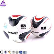 2016 Lenwave Brand Official Match PU Soccer Balls Size 4 Champions football(China)