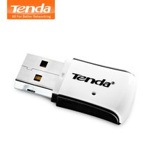 Tenda W311M 150Mbps Wireless WiFi USB Network Adapter, Portable Wireless Network Card, Mini External Wireless Wi-Fi Receiver(China)